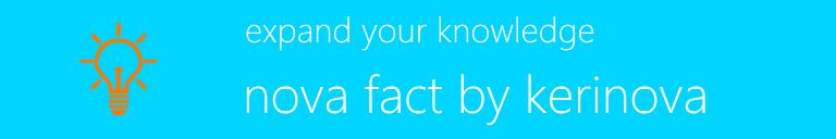 Nova Fact Ad